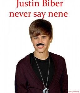 Justin Beiber Spoof - Turkish Meme