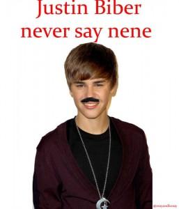 Justin Beiber Spoof - Turkish Meme