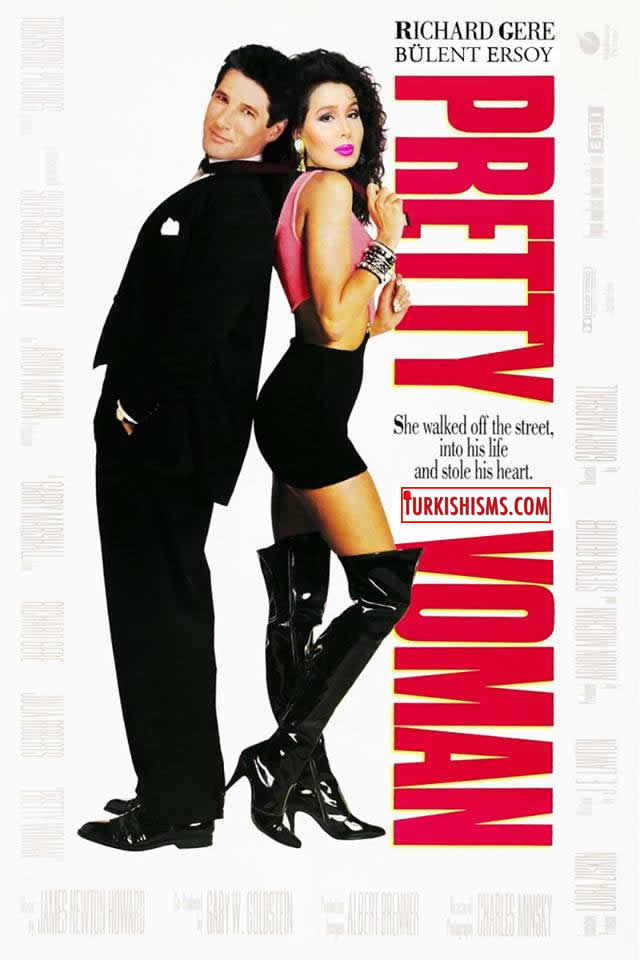 Pretty Woman - Bulent Ersoy