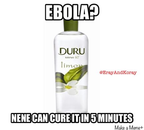 Turkish Cure For Ebola