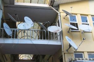 Turkish Satellite Dish