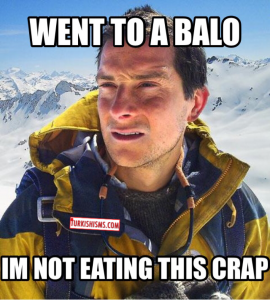 Turkish Balo Meme