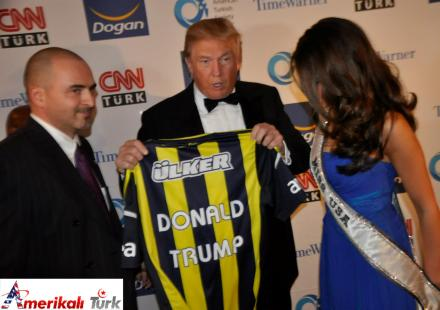 Donald Trump. Source: Amerikali Turk